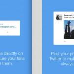 Postez une photo sur Twitter plutôt qu'un lien Instagram !