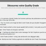 [MÀJ] «Quality Grade» : boostez l'engagement de vos followers grâce à notre coach !