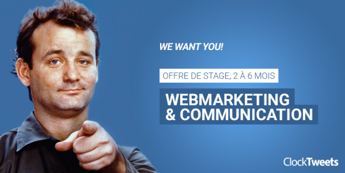 Stage webmarketing/communication Toulon