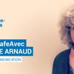 #PauseCafeAvec : Isabelle Arnaud, chargée de communication • France 3 Rhône-Alpes