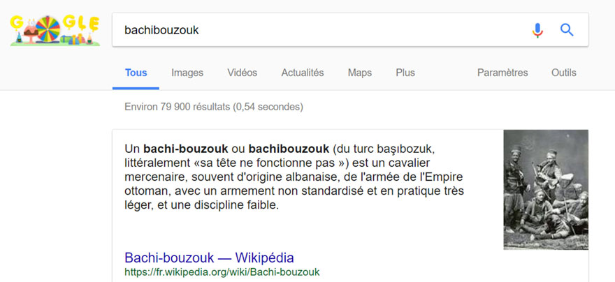 bachibouzouk