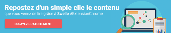 Repostez des informations d'un simple clic