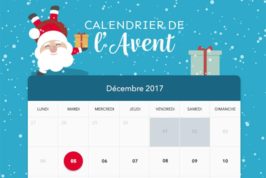 idées de jeux concours de Noël  calendrier de l\u0027avent