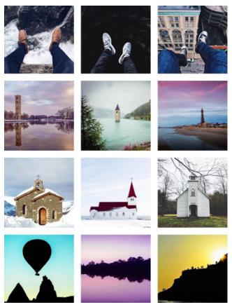 Jeune 10 astuces pour faire les meilleures photos Instagram CK-69