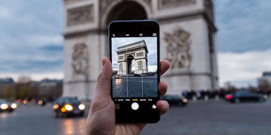 photos instagram paris