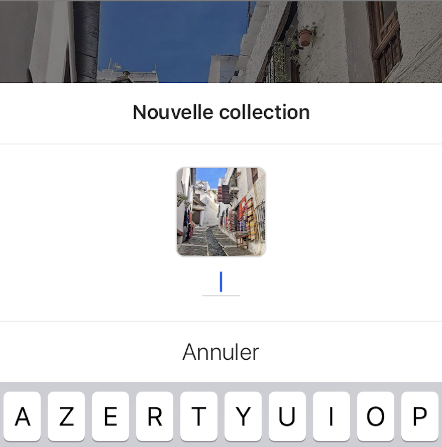 collections instagram
