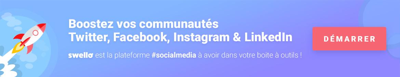Découvrez Swello, la plateforme de Social Media Management à avoir dans sa boite à outils