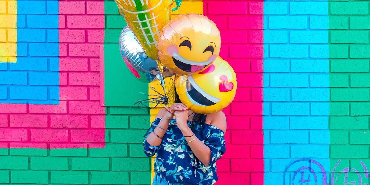 emojis sur les réseaux sociaux