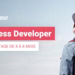 [Clos][Offre de stage] Business Developer