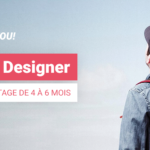 [Clos][Offre de stage] UX/UI Designer