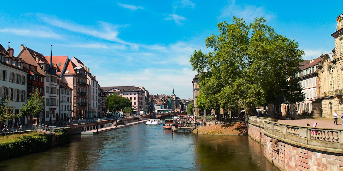 spots instagram à Strasbourg