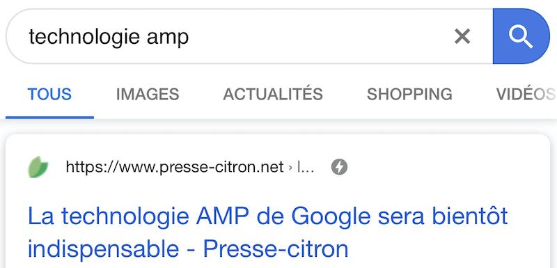 technologie amp